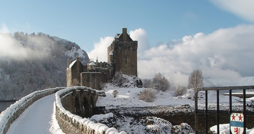 Eilean Donan, Loch Ness and The North West Highlands Tour